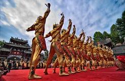Sacrificial ceremony Royalty Free Stock Photography
