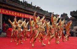 Sacrificial ceremony Stock Photos