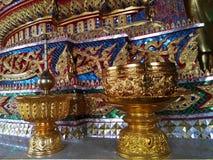 Sacrificio tailandés fotos de archivo