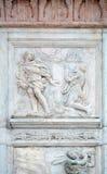 Sacrificios de Caín y de Abel fotos de archivo libres de regalías