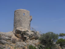 Sacristão do DES de Torre, Fotos de Stock Royalty Free