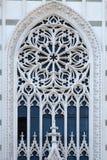 Sacro Cuore del Suffragio εκκλησία στη Ρώμη Στοκ Φωτογραφίες