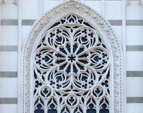 Sacro Cuore del Suffragio εκκλησία στη Ρώμη Στοκ φωτογραφία με δικαίωμα ελεύθερης χρήσης
