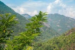 Sacro Monte Di Varallo święta góra Fotografia Stock