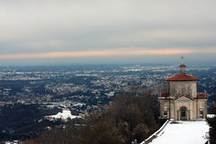 Sacro monte di varese Royalty Free Stock Photography