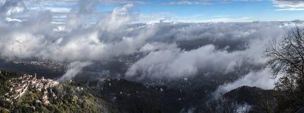 Sacro Monte di Varese, Lombardy - Italy Stock Image