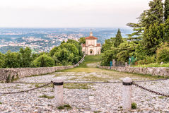 Sacro Monte di Varese or Sacred Mount, Italy Royalty Free Stock Image
