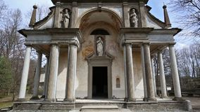 Sacro Monte Of Orta San Giulio, Itália filme