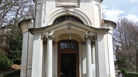 Sacro Monte Orta San Giulio, Włochy zbiory