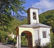 Sacro Monte Panorama Stock Image