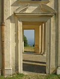 Sacro Monte Royalty Free Stock Photography