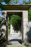 Sacro Monte of Varallo holy mountain, Italy Royalty Free Stock Photography