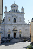 Sacro Monte of Varallo holy mountain, Italy Royalty Free Stock Image