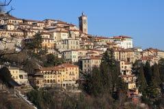 Sacro Monte, Varese Fotografie Stock