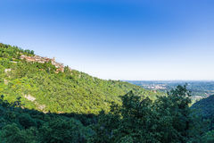 Sacro Monte of Varese - Italy Stock Photography