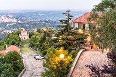 Sacro Monte of Varese, Italy Royalty Free Stock Photo