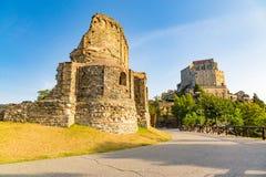 Sacros de San Miguel, Piamonte, Turín, Italia Foto de archivo libre de regalías