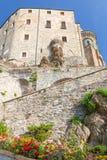 Sacros de San Miguel, Piamonte, Turín, Italia Imagenes de archivo