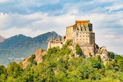 Sacros de San Miguel, Piamonte, Turín, Italia Imagen de archivo libre de regalías