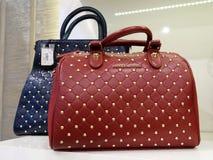 Sacs à main de luxe Images stock