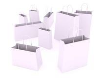 Sacs à provisions Image stock