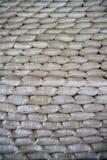 Sacs à riz Photo stock