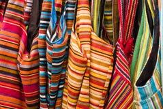 Sacs colorés Image libre de droits