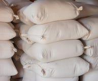 Sacs de farine Image libre de droits