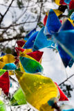 Sacs multicolores. Images stock