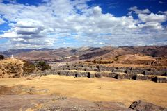 Sacsayhuamán Stock Photo