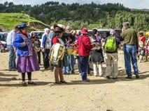 Sacsayhuaman, καταστροφές Incas στις περουβιανές Άνδεις σε Cuzco Περού Στοκ εικόνα με δικαίωμα ελεύθερης χρήσης