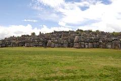 Sacsayhuaman, Перу Стоковые Изображения RF