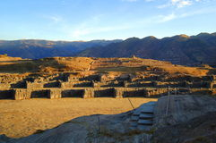 Sacsayhuaman Stock Photography