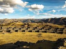 Sacsayhuaman 免版税库存图片