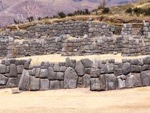 Sacsayhuaman Fotografering för Bildbyråer