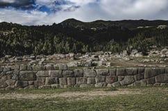 Sacsayhuaman  Royalty Free Stock Images