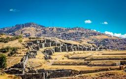 Sacsayhuaman,Cuzco Royalty Free Stock Images