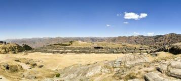 Sacsayhuaman, Cuzco, Peru Royalty Free Stock Images