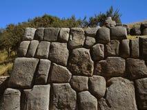 Sacsayhuaman dans Cusco, Pérou photographie stock