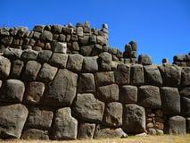 Sacsayhuaman dans Cusco, Pérou images stock