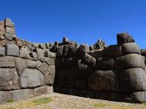 Sacsayhuaman dans Cusco, Pérou photographie stock libre de droits