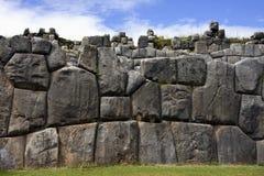 Sacsayhuaman near Cuzco - Peru Stock Image