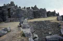 Sacsayhuaman, Peru Stock Photography
