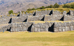 Sacsayhuaman , Peru Royalty Free Stock Image