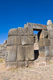 Sacsayhuaman , Peru Royalty Free Stock Photo