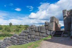 Sacsayhuaman, Peru Royalty Free Stock Images