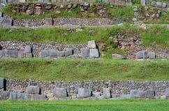 Sacsayhuaman, ruinas del inca, Perú Fotografía de archivo libre de regalías