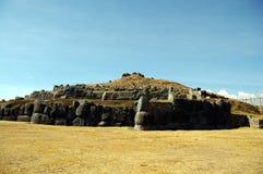 Sacsayhuaman Ruins Stock Image