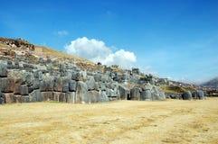 Sacsayhuaman Ruins Royalty Free Stock Image