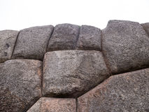 Sacsayhuaman Ruins in Cusco Stock Photography